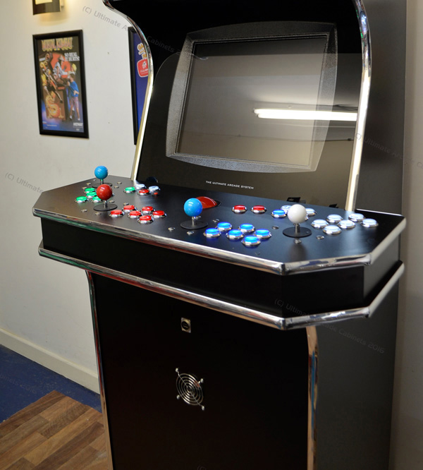 4 player arcade cabinet uk