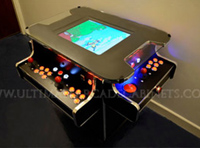Super trackball with side control table model